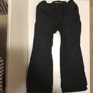 🌺 Adjustable waist jeans